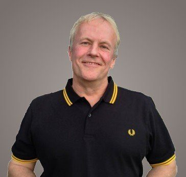 Clive Lowe of C&R Plumbing and Heating